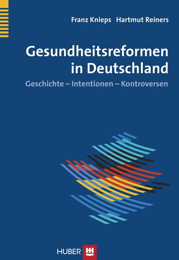 Gesundheitsreformen in Deutschland als eBook vo...