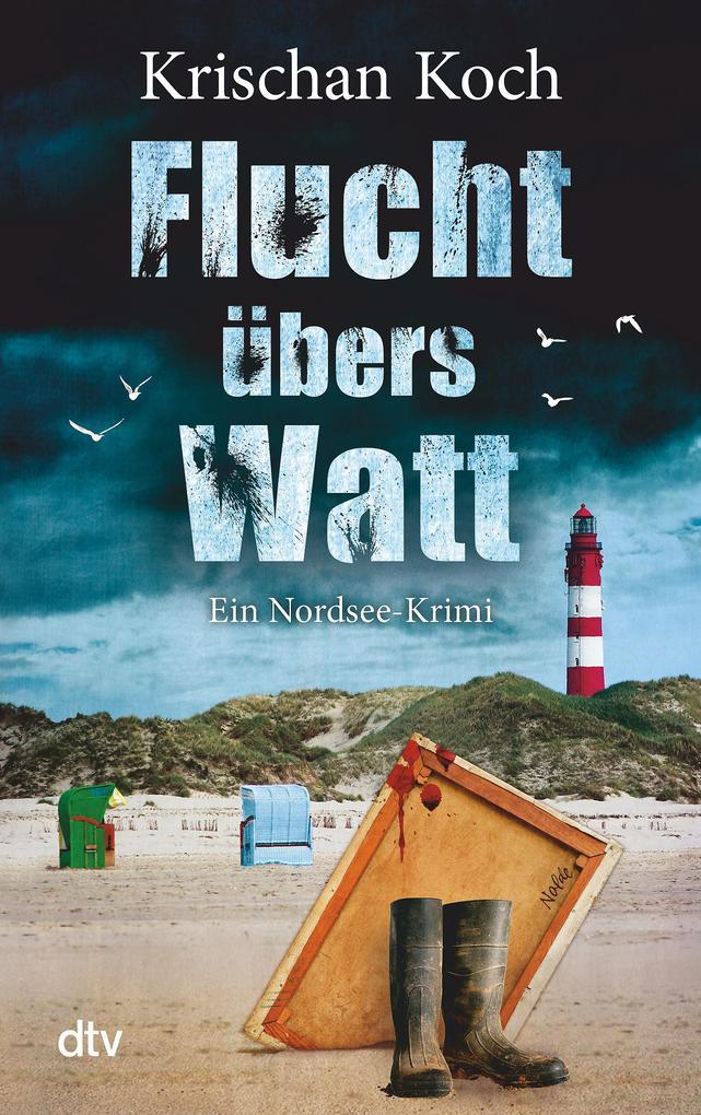 Flucht übers Watt als Taschenbuch von Krischan Koch