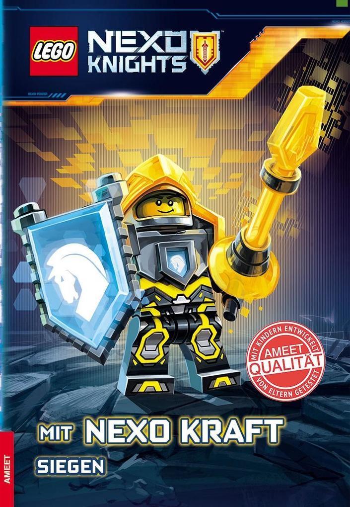 LEGO® NEXO KNIGHTS(TM). Mit Nexo Kraft siegen als Buch von