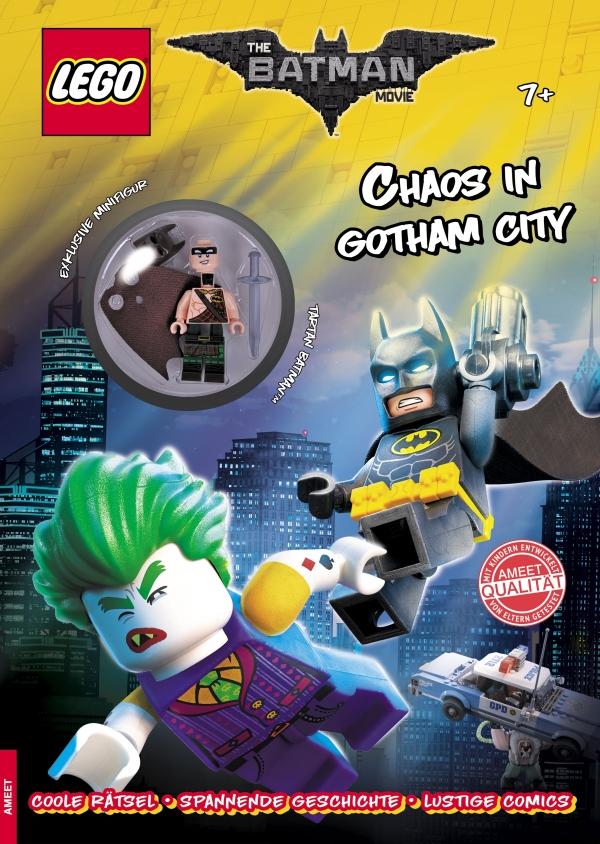 The LEGO® Batman Movie. Chaos in Gotham City als Buch von