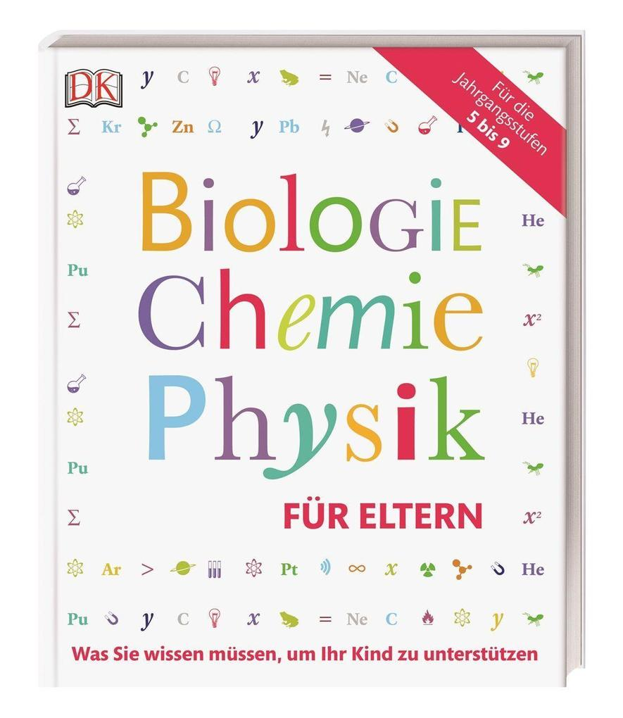 Biologie, Chemie, Physik für Eltern als Buch von