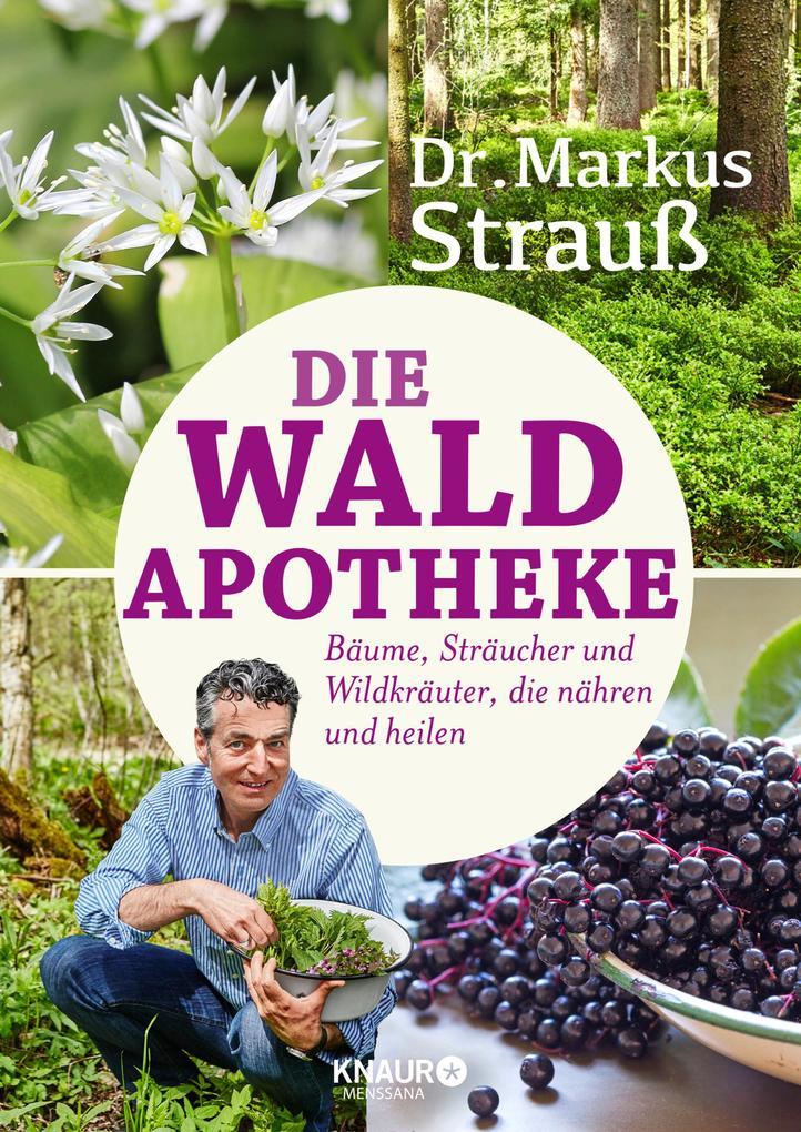 Die Wald-Apotheke als Buch von Markus Strauß, Julia Bauer