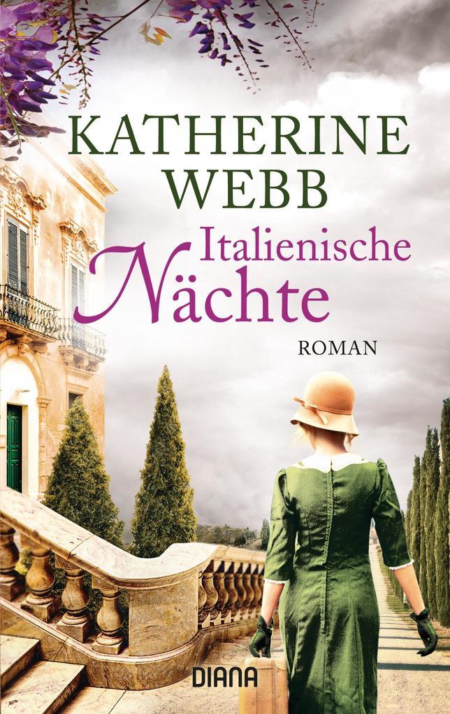 Italienische Nächte als Taschenbuch von Katherine Webb