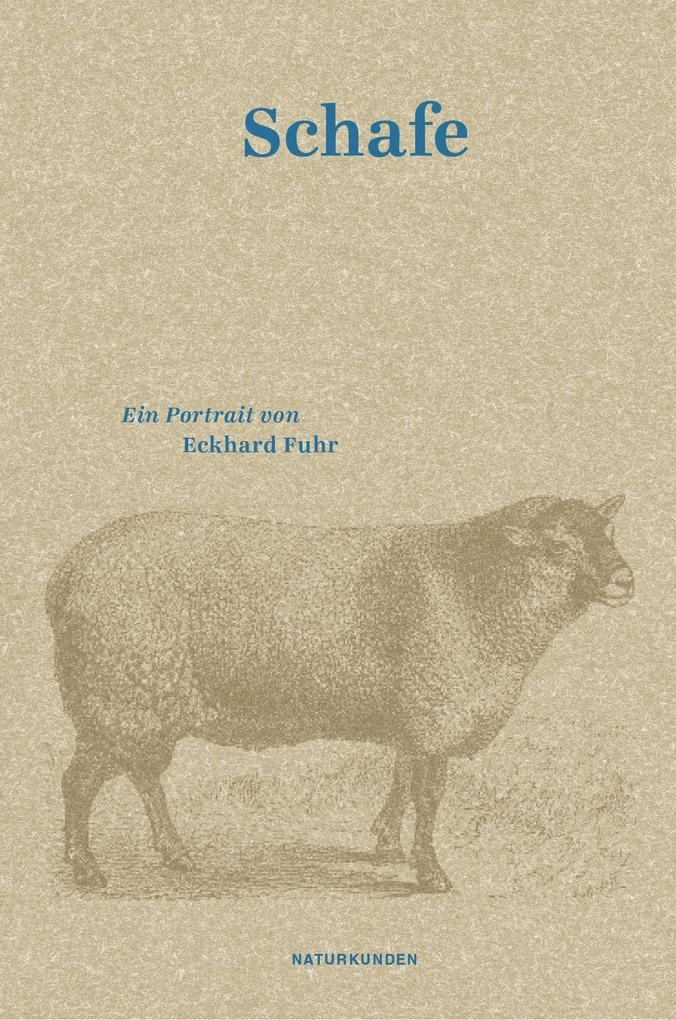 Schafe als Buch von Eckhard Fuhr