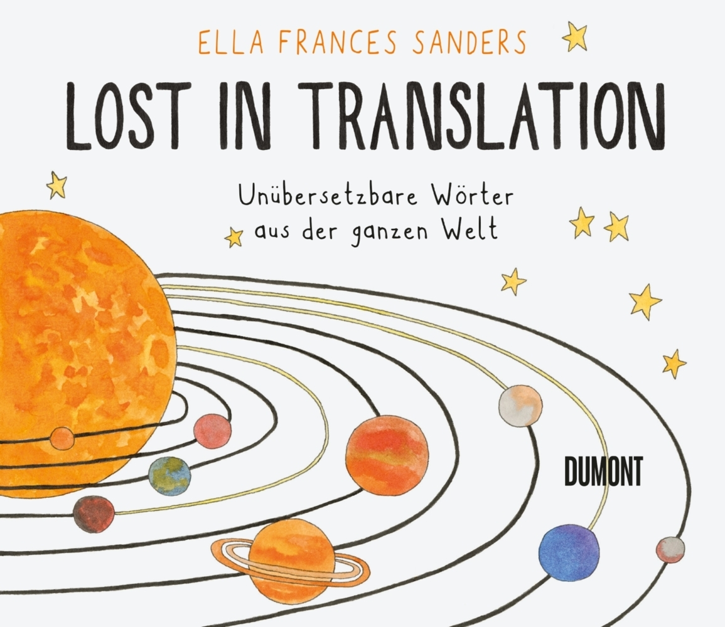 Lost in Translation als Buch von Ella Frances Sanders