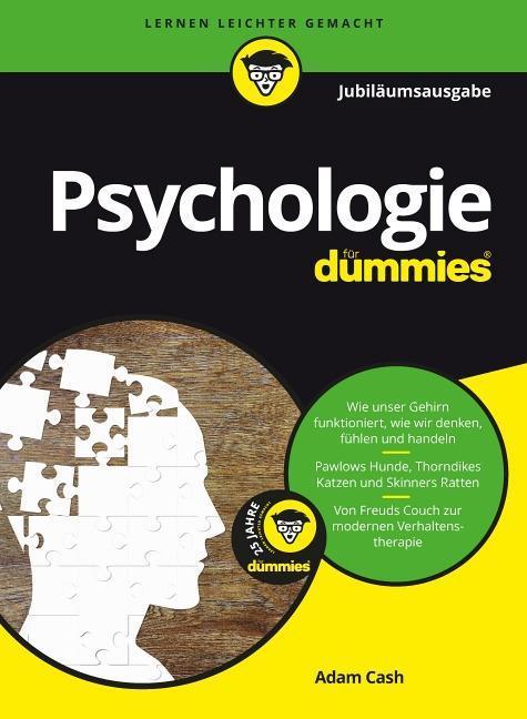 Psychologie für Dummies Jubiläumsausgabe als Bu...