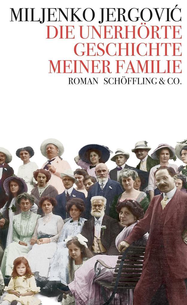 Die unerhörte Geschichte meiner Familie als Buch von Miljenko Jergovic