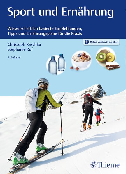 Sport und Ernährung als Buch von Christoph Raschka, Stephanie Ruf