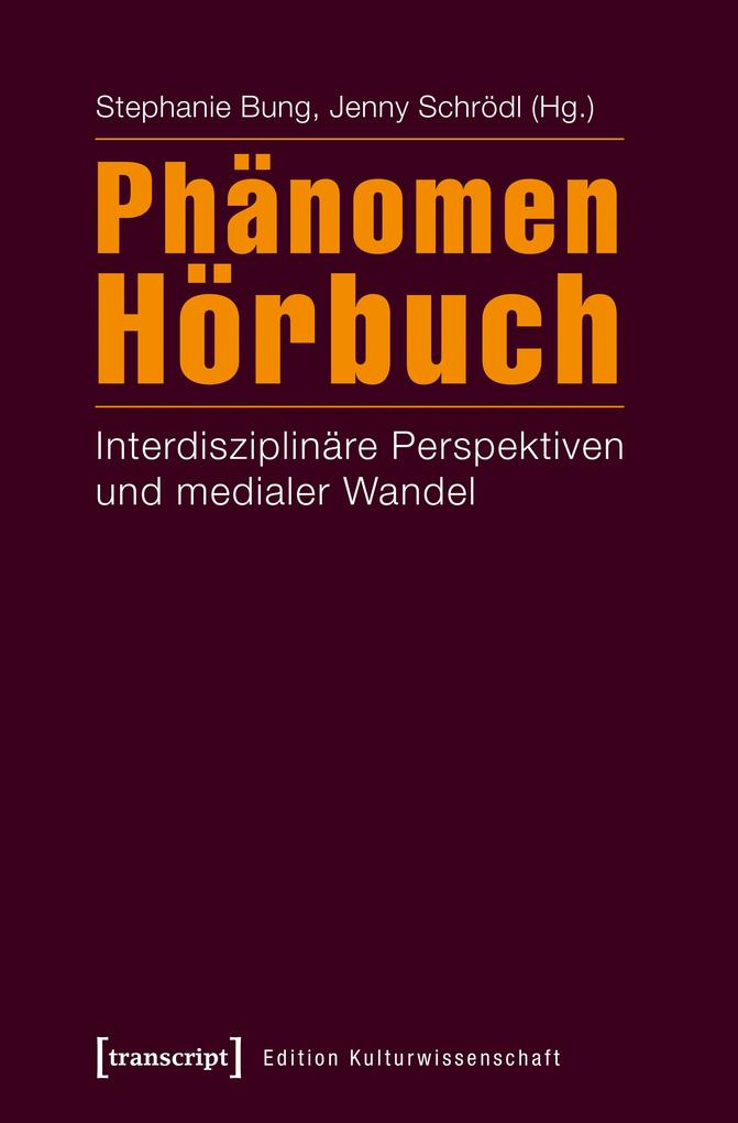 Phänomen Hörbuch als eBook von