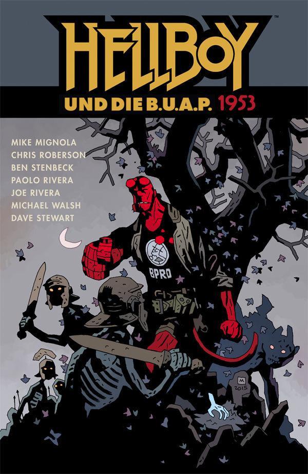 Hellboy16 als Buch von Mike Mignola, Chris Roberson