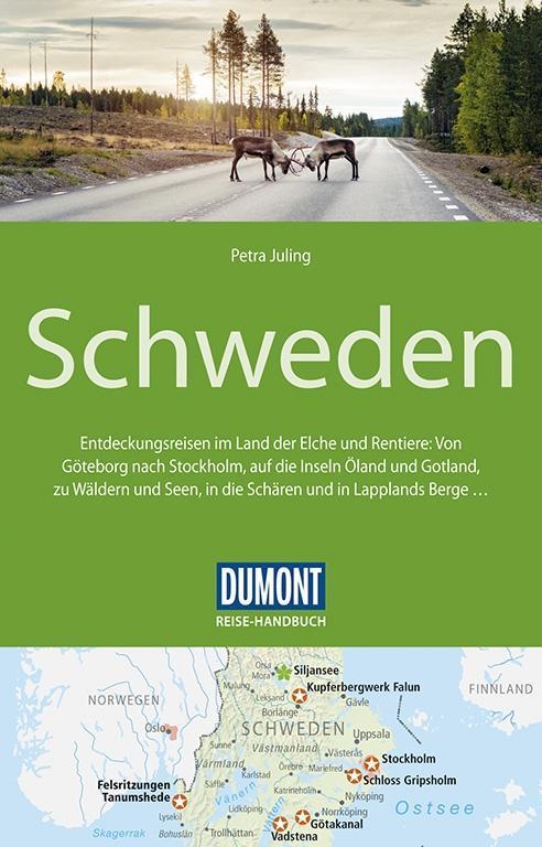 DuMont Reise-Handbuch Reiseführer Schweden als Buch von Petra Juling