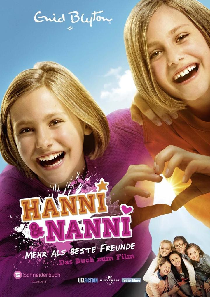Hanni & Nanni - Das Buch zum Film als Buch von Enid Blyton