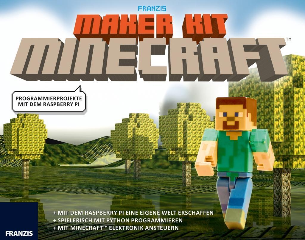 Maker Kit Minecraft