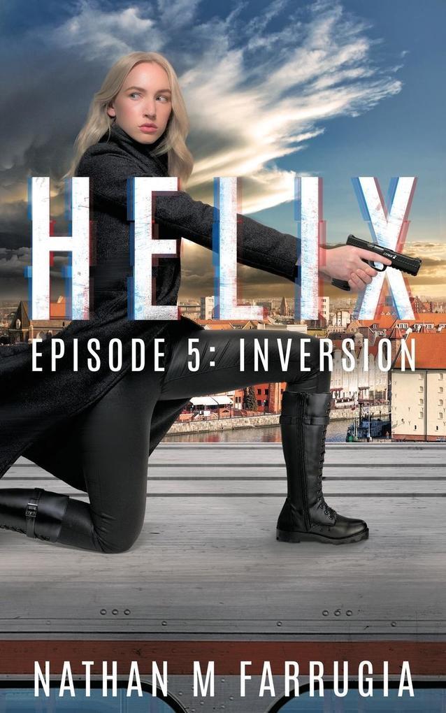 Helix als Taschenbuch von Nathan M Farrugia
