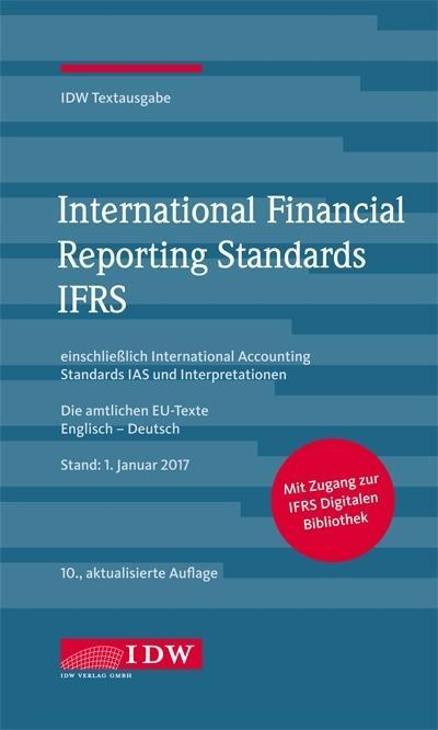 International Financial Reporting Standards IFRS als Buch von