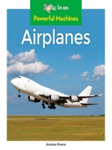 Airplanes als eBook von Andrea Rivera