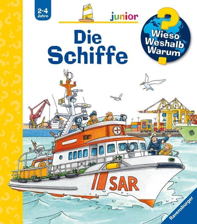 Die Schiffe als Buch von Andrea Erne