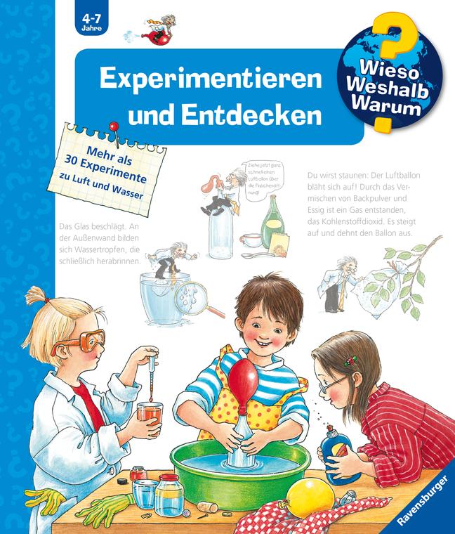Experimentieren und Entdecken als Buch von Angela Weinhold