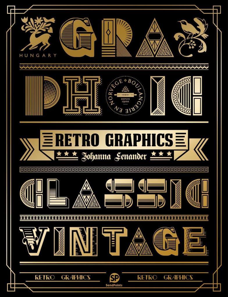 Retro Graphics als Buch von