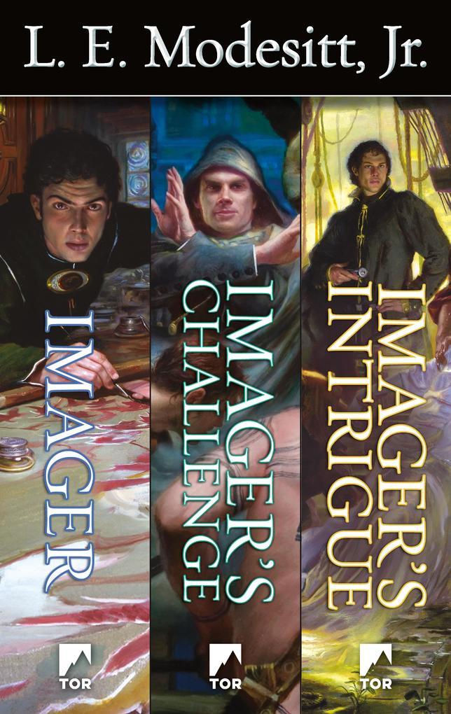 Imager Portfolio, Volume I als eBook von Jr. L....