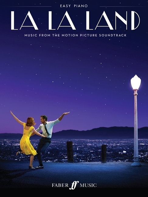 La La Land: Easy Piano Songbook: Featuring 10 Simplified Arrangements from the Award-Winning Soundtrack als Buch von