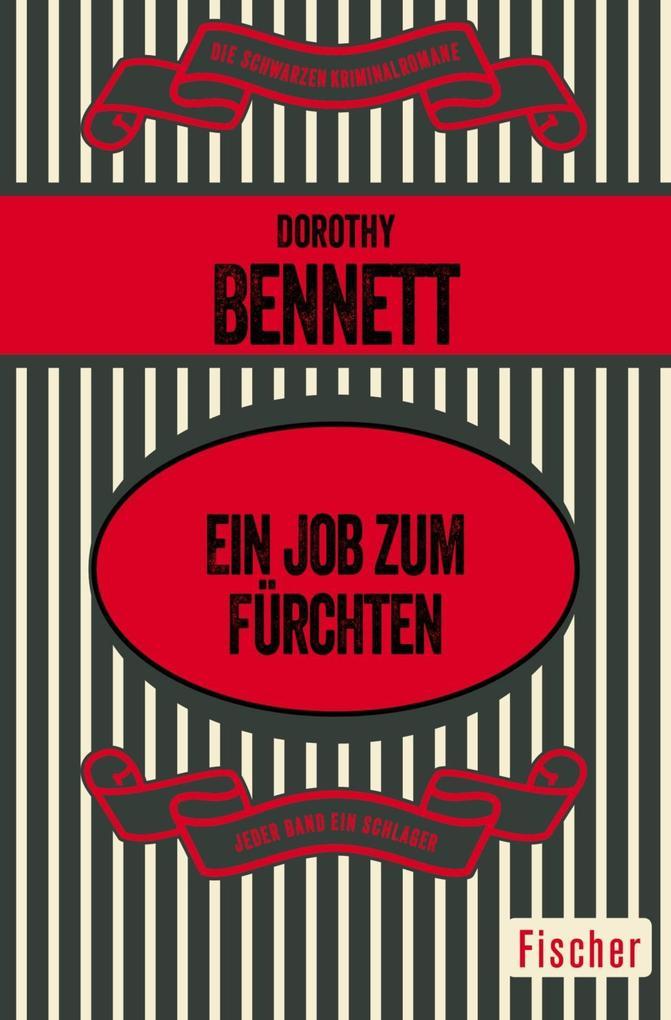 Ein Job zum Fürchten als Taschenbuch von Doroth...