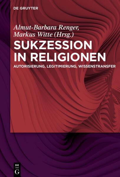 Sukzession in Religionen als Buch von