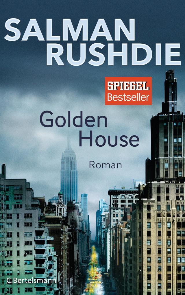 Golden House als Buch von Salman Rushdie