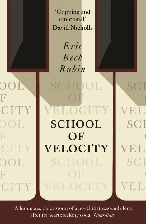 School of Velocity als Buch von Eric Beck Rubin