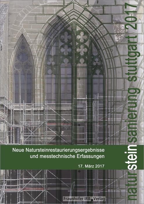 Natursteinsanierung Stuttgart 2017 als Buch von