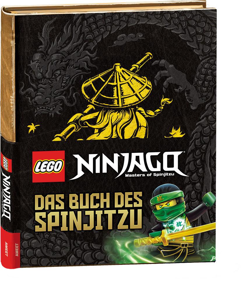 LEGO® NINJAGO® Das Buch des Spinjitzu als Buch von
