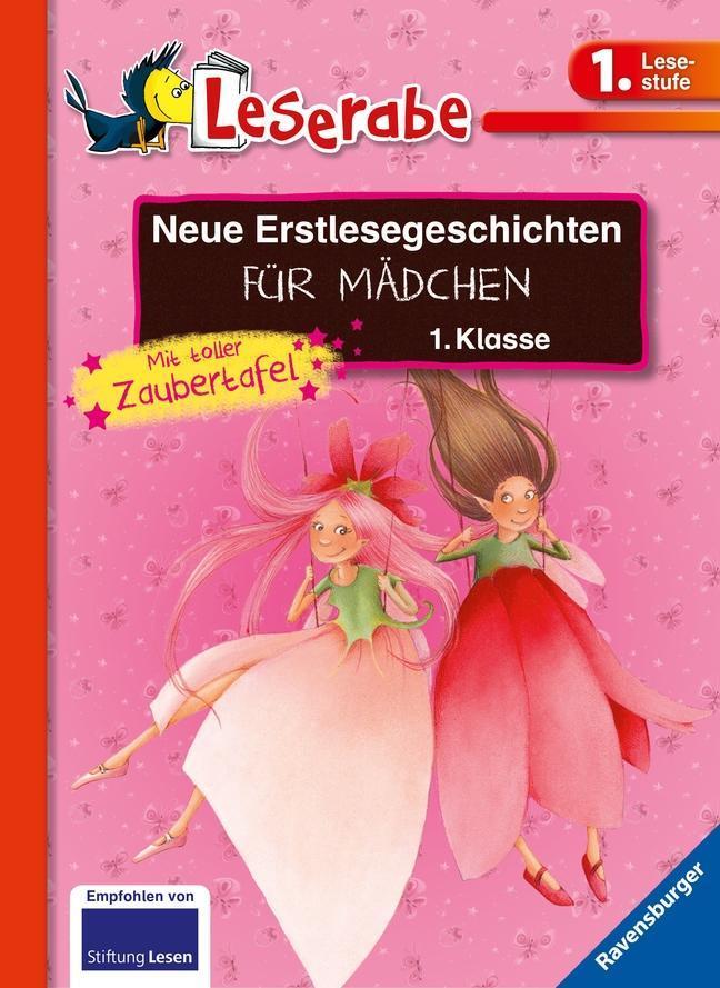 Neue Erstlesegeschichten für Mädchen 1. Klasse als Buch von Katja Reider, Cornelia Neudert, Katja Königsberg, Henriette