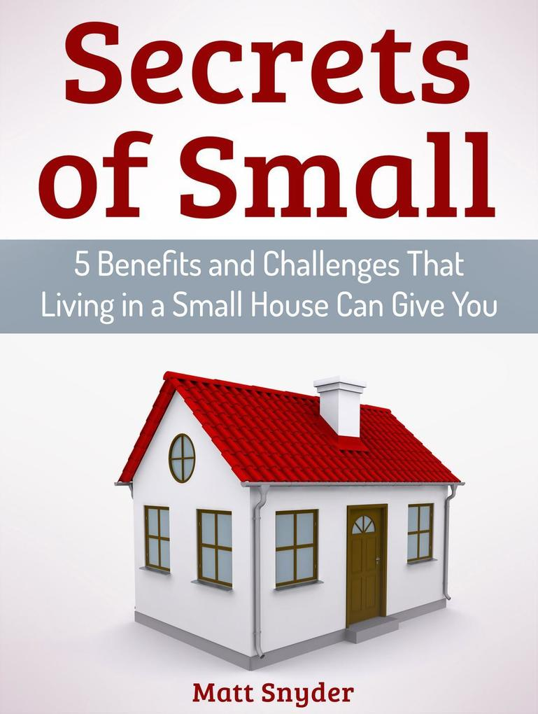 Secrets of Small: 5 Benefits and Challenges Tha...