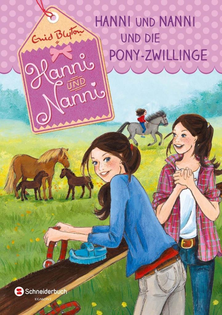 Hanni und Nanni, Band 38 als Buch von Enid Blyton, Mark Stichler, Eleni Livanios