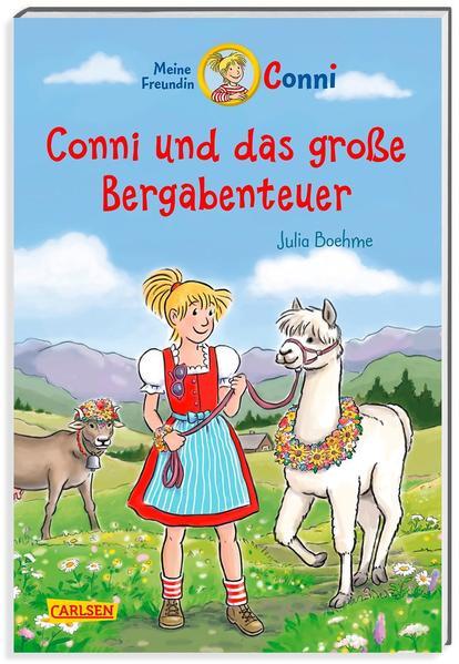 Conni und das große Bergabenteuer als Buch von Julia Boehme