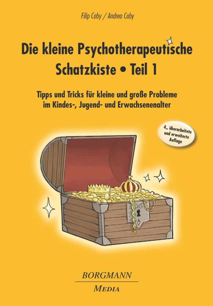 Die kleine Psychotherapeutische Schatzkiste - Teil 1 als Buch von Filip Caby, Andrea Caby
