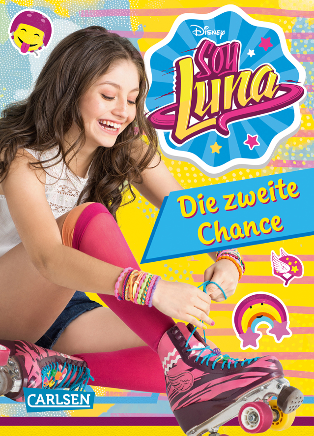 Soy Luna - Die zweite Chance als Buch von Inc., Inc. Disney Enterprises