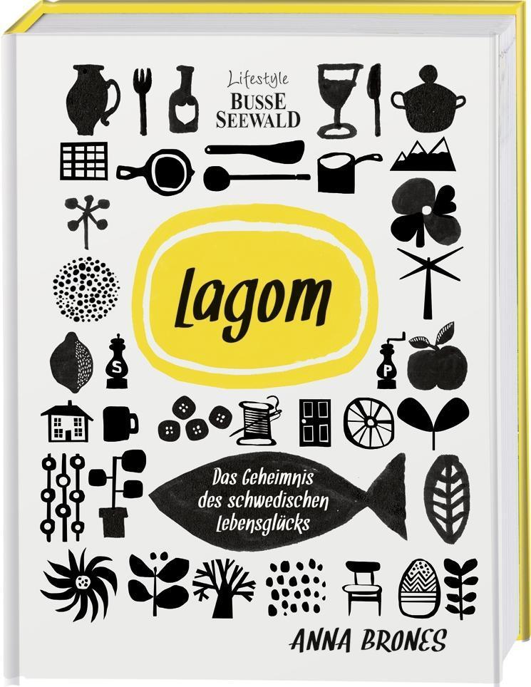 Lagom als Buch von Anna Brones