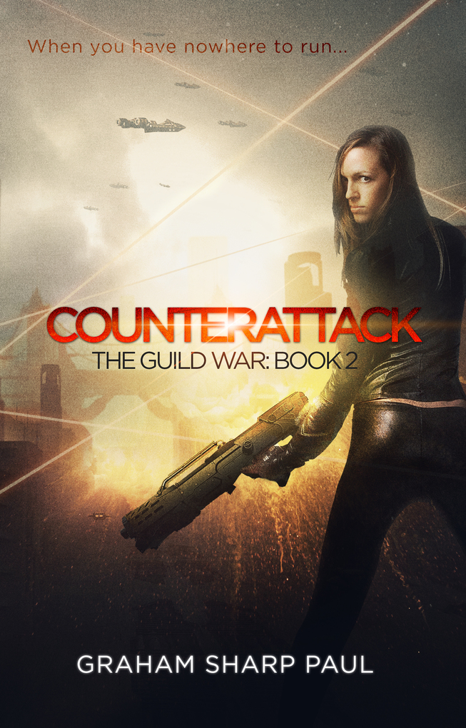 Counterattack: The Guild War, Book 2 als eBook ...