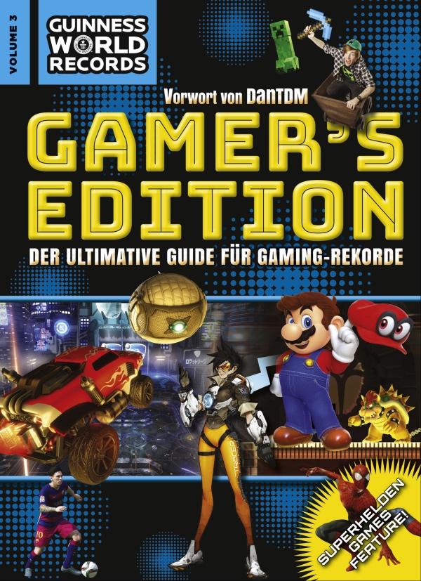 Guinness World Records Gamer's Edition 2018 als Buch von