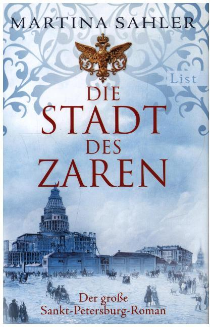 Die Stadt des Zaren als Buch von Martina Sahler