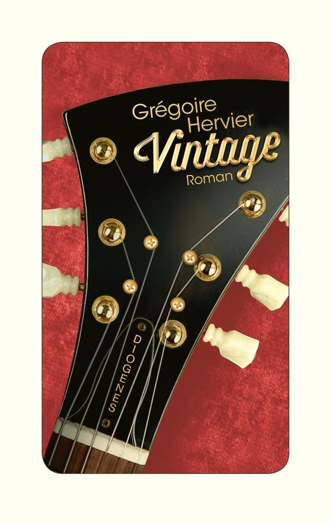 Vintage als Buch von Grégoire Hervier