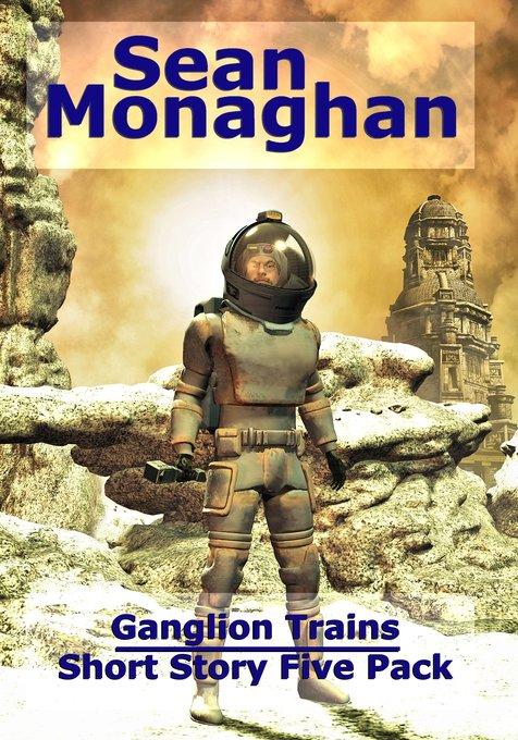 Ganglion Trains als eBook von Sean Monaghan
