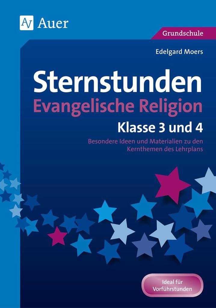 Sternstunden Evangelische Religion - Klasse 3 &...