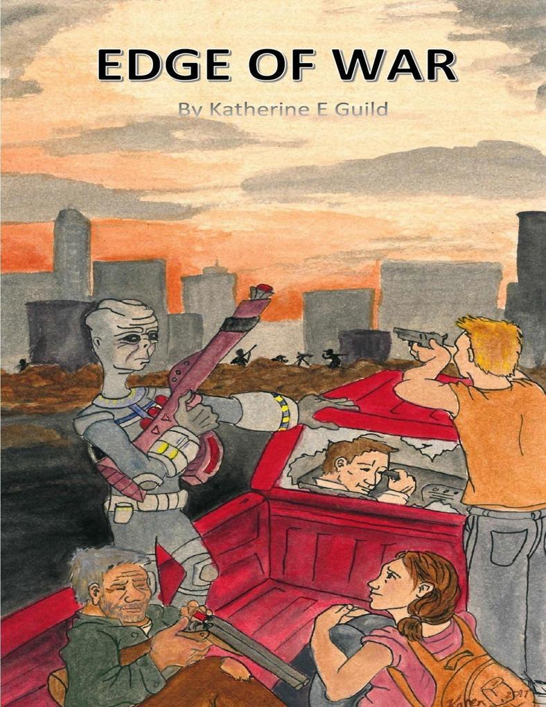 Edge of War als eBook von Katherine Guild