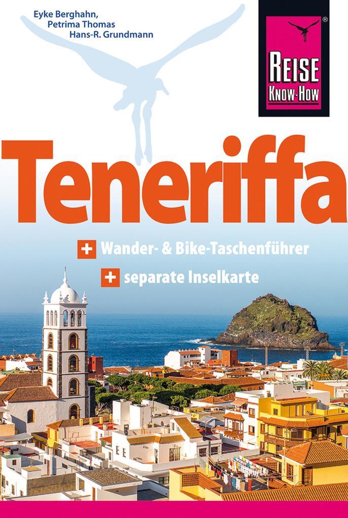 Teneriffa als eBook von Petrima Thomas, Eyke Berghahn, Hans-R. Grundmann