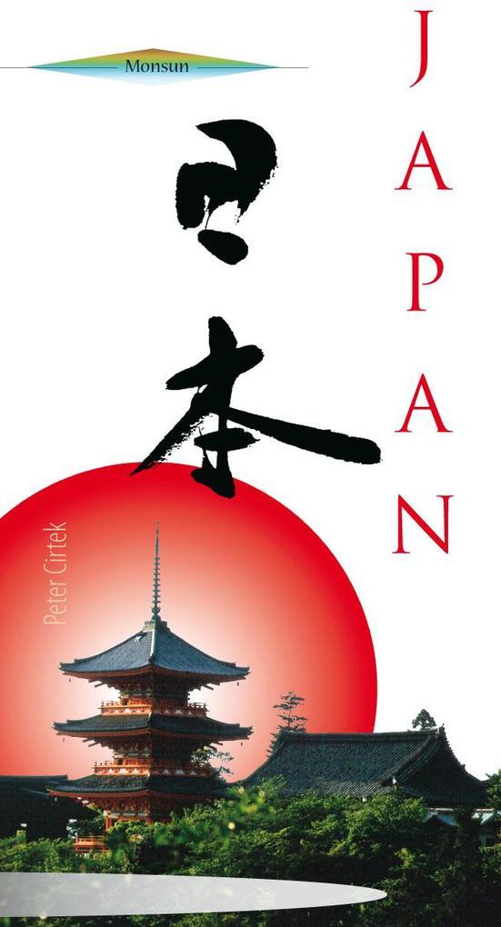 Japan als Taschenbuch von Peter Cirtek