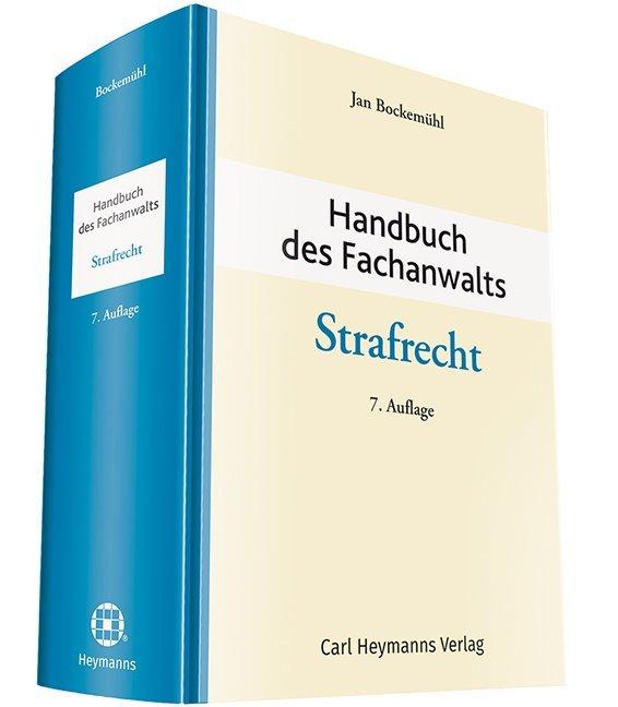 Handbuch des Fachanwalts Strafrecht als Buch von