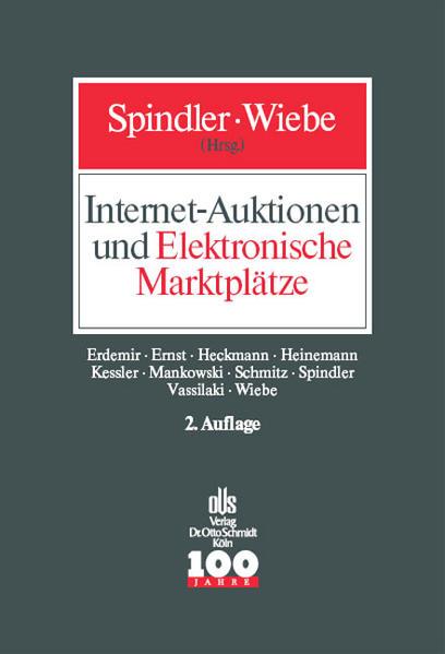 Internet-Auktionen und Elektronische Marktplätz...