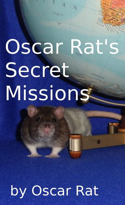 Oscar Rats Secret Missions als eBook von Oscar Rat